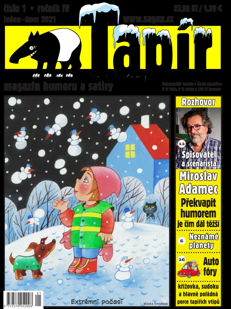 e-tapir - náhled časopisu