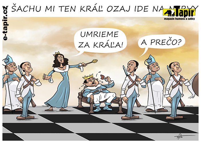 Šachový kráľ