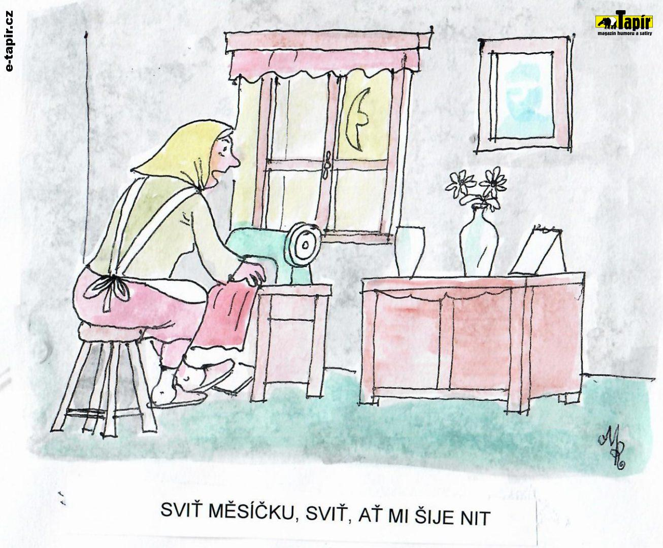 Miroslav Reich-vtip-humor-Tapír