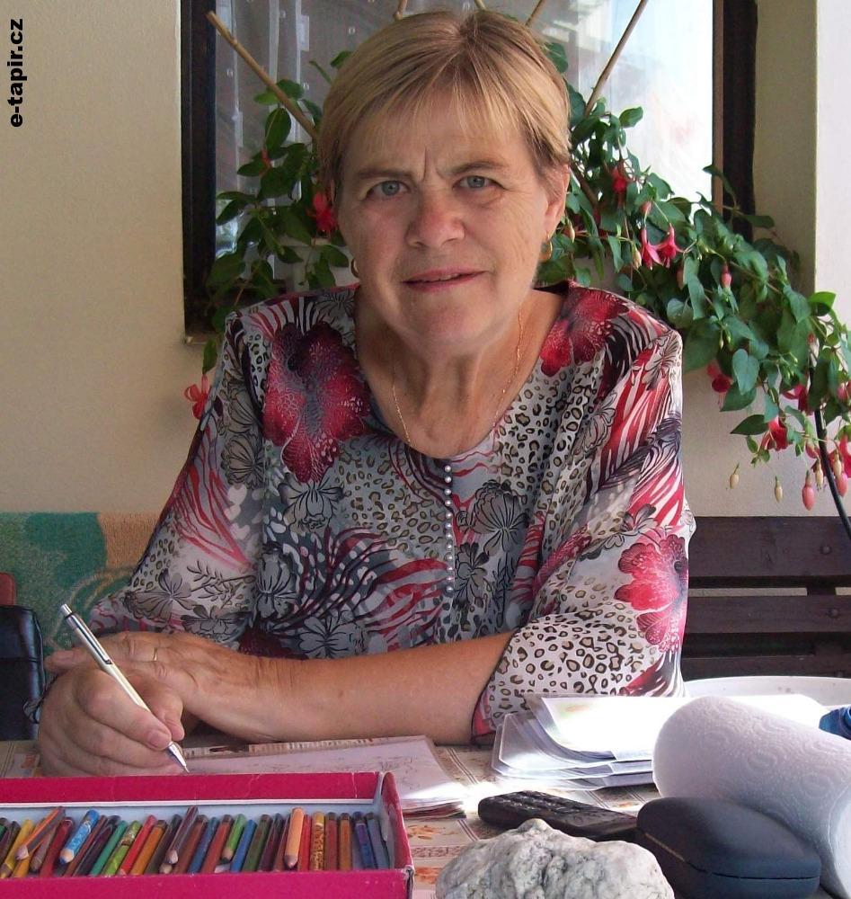 Eva Janouskova